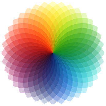 healing colours how to use colour for positive healthy living