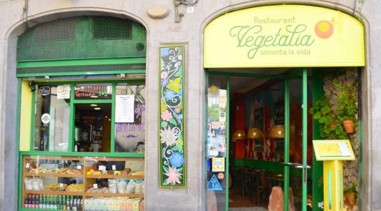 Vegetalia: vegetarian restaurants in Barcelona