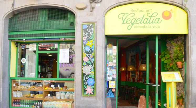 Vegetalia: vegetarian restaurants in Barcelona