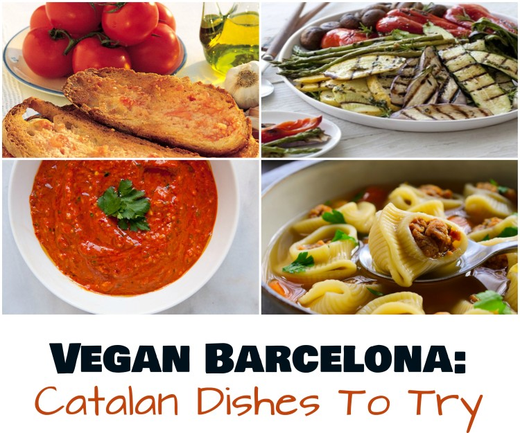 Vegan Barcelona Vegan Catalan Dishes To Try Recipes Om