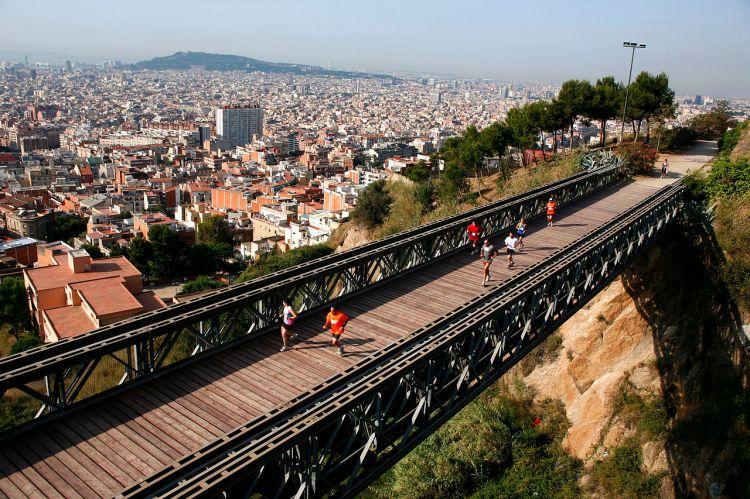BARCELONA BRIDGE